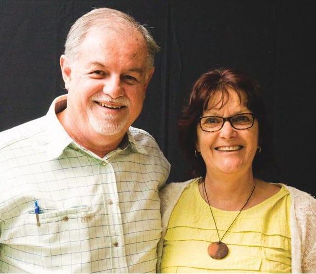 Bruce & Helen Buckley
