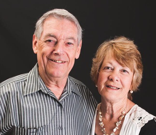 David & Joy Scott