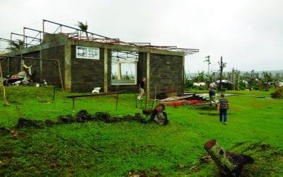 Blessings out of Haiyan Devastation