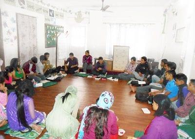 pict 1 Nepal Sharing of Testimony in Pokhara's gathering2