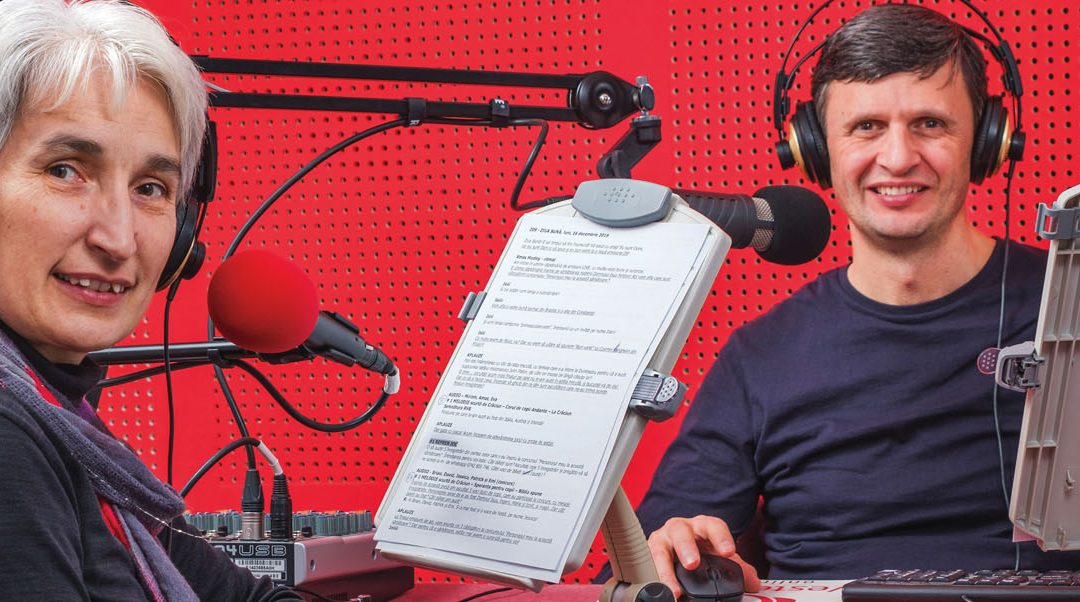 The radio ministry in the pandemic year